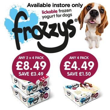 Frozzys competition details