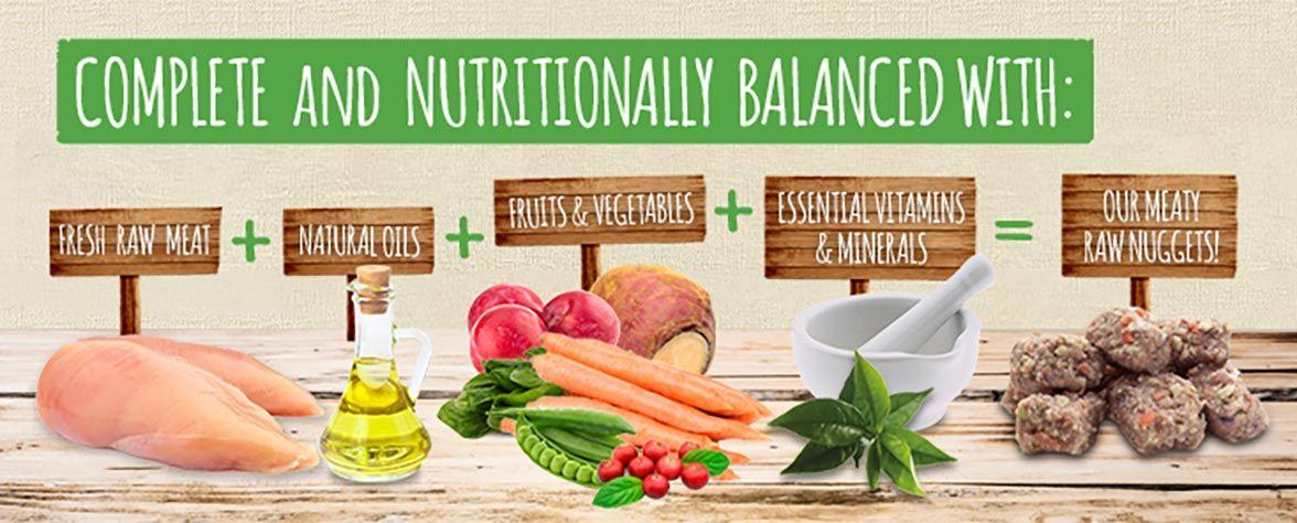 Natures Menu raw food