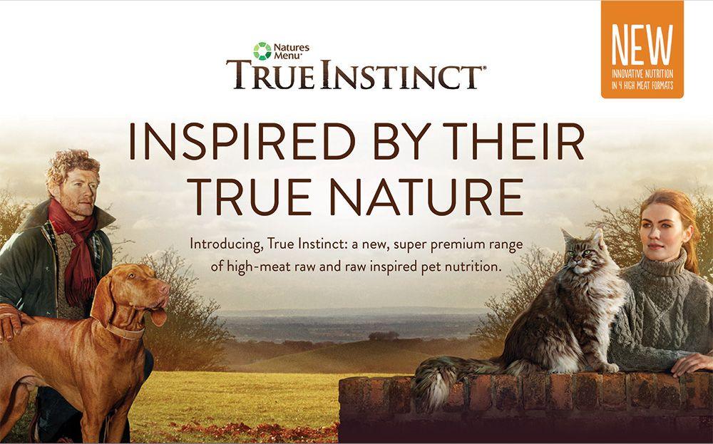 True Instinct Natures Menu